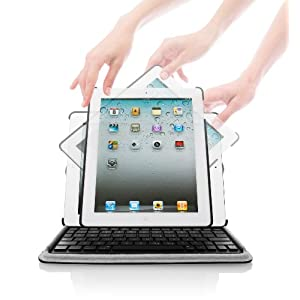 Targus Versavu Keyboard and Case for Apple iPad 2