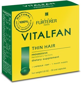 Rene Furterer Vitalfan Dietary Supplement for