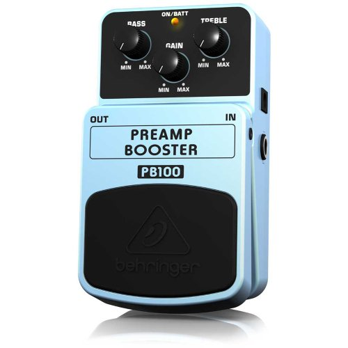 Behringer Pb100 Preamplifier/Volume Booster