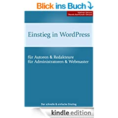 Einstieg in WordPress 3.8