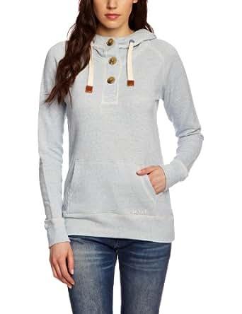 Bench Damen Sweatshirt Hoody Scarba blau (allure) X-Small