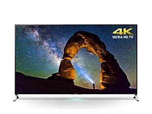Sony XBR75X910C 75-Inch 4K Ultra HD 3D Smart LED TV (2015 Model)
