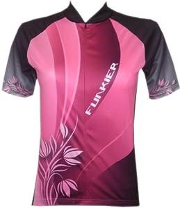 Funkier Bike Ladies Short Sleeve Blossom Jersey by Funkier Bike