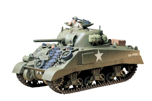 Tamiya Models M4 Sherman Early Production (1 35 Japanese Tank compare prices)