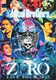 OJ Soul Brothers LIVE TOUR 2012 u0~ZERO~v (2gDVD)
