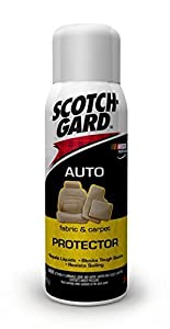 Scotchgard Auto Interior Fabric Protector, 10-Ounce (2 Pack) by Scotchgard