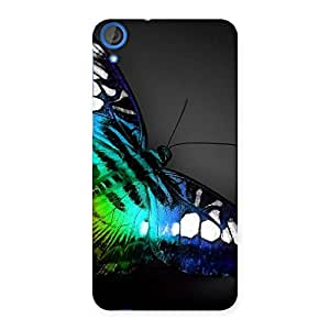 Stylish Butterflie Power Multicolor Back Case Cover for HTC Desire 820s