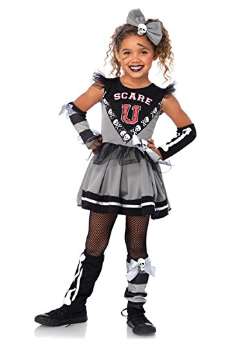 "Big Girls' Scare ""u"" Cheerleader Costume"