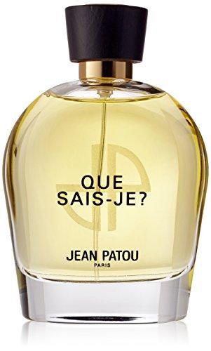 Jean Patou Que Sais Je collezione Heritage Eau de Parfumee per 100 ml Spray donna