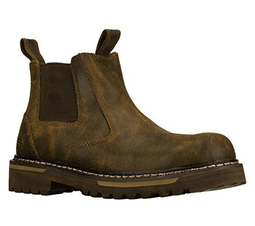 Skechers Men's Brown Austen 64007 11.5 D(M) US