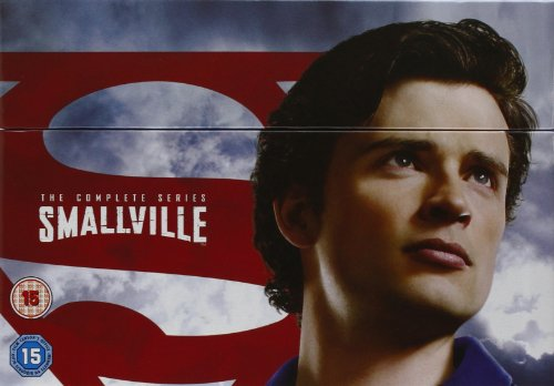 Smallville-Seasons 1-10 [Reino Unido] [DVD]