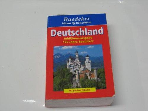 Baedeker Allianz Reiseführer, Deutschland