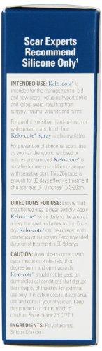 凑单品:ScarAway 舒可薇 Patented Kelo-cote Technology 疤痕修复凝胶20g $29.40(约¥230)图片
