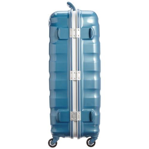 [サムソナイト] SAMSONITE OVAL / オーバル フレーム スピナー78(78cm/82L/5.6Kg) (スーツケース・キャリーケース・トラベルバッグ・TSAロック装備・大容量・軽量・フレーム・保証付) R06*11006 11 (スカイブルー)