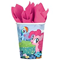 My Little Pony Paper Cups 8ct from Amscan