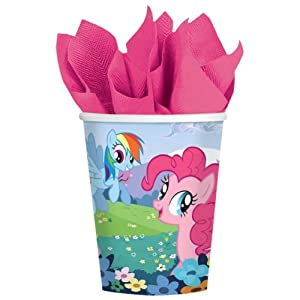 American Greetings My Little Pony Lunch Napkin from My Little Pony