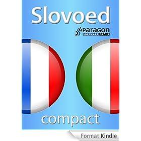 Slovoed Compact Italian-French dictionary (Slovoed dictionaries) (Italian Edition)