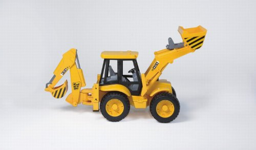 Bruder Construction Toys For Boys : Bruder toys loader backhoe games play vehicles trucks