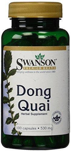 Swanson Dong Quai 530 mg 100 Caps