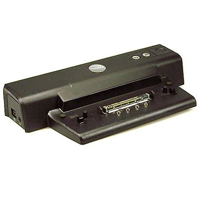 Dell PR01X D/Port Advanced Port Replicator for Dell Latitude D-Family Laptops / Precision Mobile WorkStation