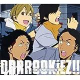 DRRROOKiEZ!!-ROOKiEZ is PUNK'D respect for DRRR!!-(期間生産限定盤)(DVD付)