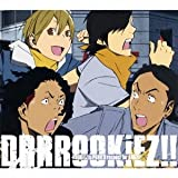 DRRROOKiEZ!!-ROOKiEZ is PUNK'D respect for DRRR!!-(期間生産限定盤)(DVD付)