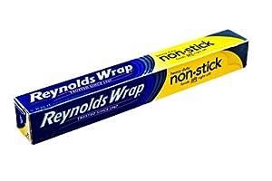 """Reynolds Wrap Release Non-stick Aluminum Foil 12"""", 35 Sq Ft , 1 Each"""