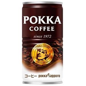 ポッカサッポロ ポッカコーヒーオリジナル 缶 190g×90個 (30個×3ケース)