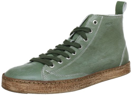 Geox U CAMDEN N High Top Men green Grün (OLIVE C3005) Size: 12 (46 EU)