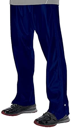 Buy Alleson Youth Basketball Breakaway Warm-Up Pants NA - NAVY YM by Alleson Athletic