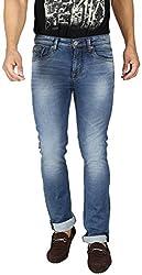 Killer Men'S Slim Fit Jeans (9162. Loco Skft Sind_36, Blue, 36)