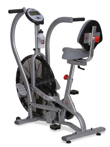 Star Trac ST Fitness 8610 AirForce Upright Exercise Bike