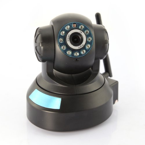 DB Power Wireless Security IP Wifi Camera Built-in Mic 2-Audio IR Free DDNS Mobile View at Sears.com