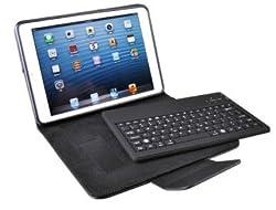 Avantree KB-Mini Bluetooth with Stand Case for iPad Mini