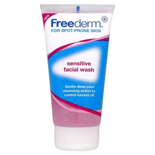 freederm-sensitive-facial-wash-150ml
