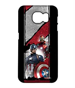 Block Print Company The Civil War Phone Cover for Samsung S7