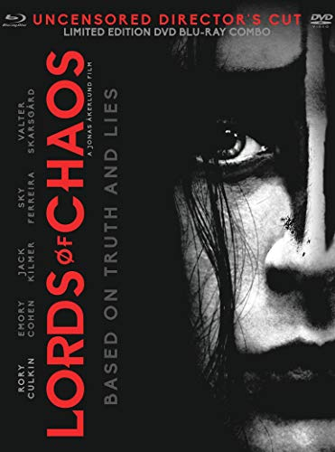 Blu-ray : Lords Of Chaos (Blu-ray)