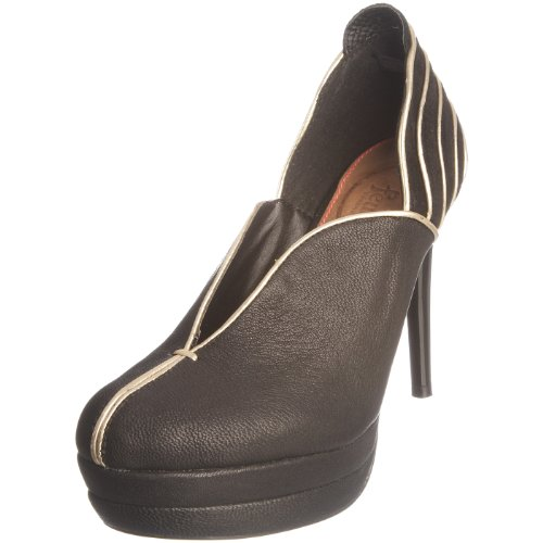 Feud London Women's Vallance 20143 Black Heel 201430101 6 UK