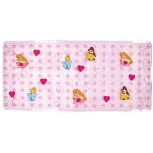 Ginsey Disney Princess Dimensional Vinyl Bath Mat - 1
