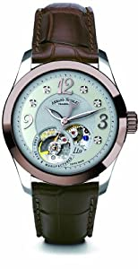 Armand Nicolet Women's 8653A-AN-P953MR8 LL9 Limited Edition Two-Toned Classic Automatic Watch by Armand Nicolet