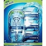 Wilkinson Sword Hydro 5 Shaving Set - Includes 14 Blades