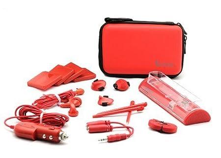 20-In-1 Starter Kit - Crimson for DS Lite