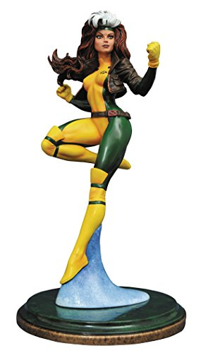 Diamond Select Toys Marvel Premier Collection: Rogue Resin Statue (Marvel Universe Rogue compare prices)