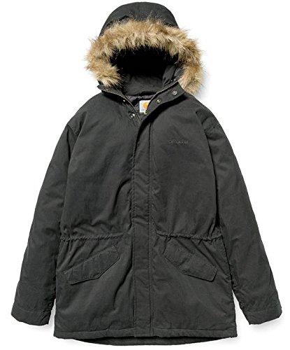 Carhartt Medlock Parka black Winterjacke Größe XL black, XL