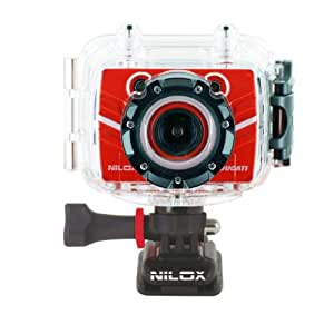 Nilox 13NXAKFH00002 Camescopes Caméra de Sport 1080 pixels Zoom Optique 1 x 8 Mpix