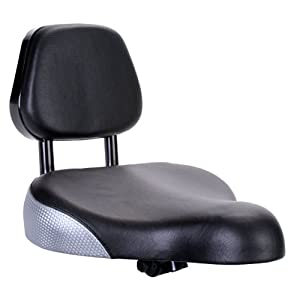 Sunlite Comfort Saddle with Backrest by SunLite