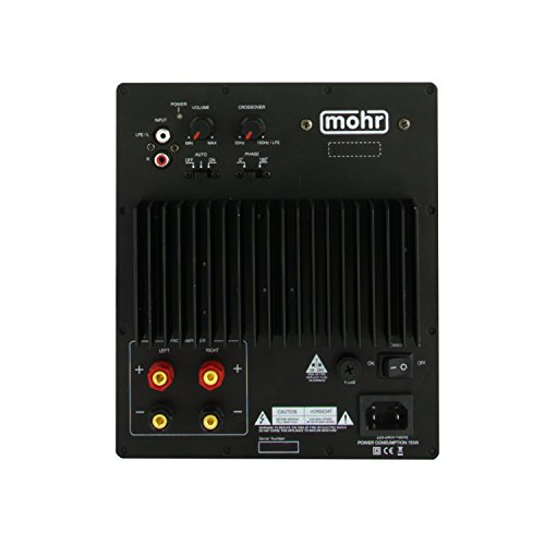 mohr-AM120-Subwoofer-Aktivmodul-Subwooferverstrker-Bass-Modul
