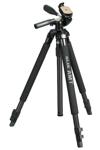 Аксессуары для электроники Slik Pro 330DX Tripod With Head (Black Legs) - 613331