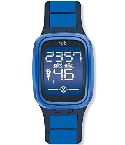 Swatch SUVN101 Digital Touch Zero One Subzero Unisex Watch (Swatch Watch Digital compare prices)
