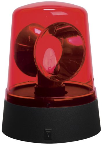 Lava Lite Beacon Light - Red front-999912